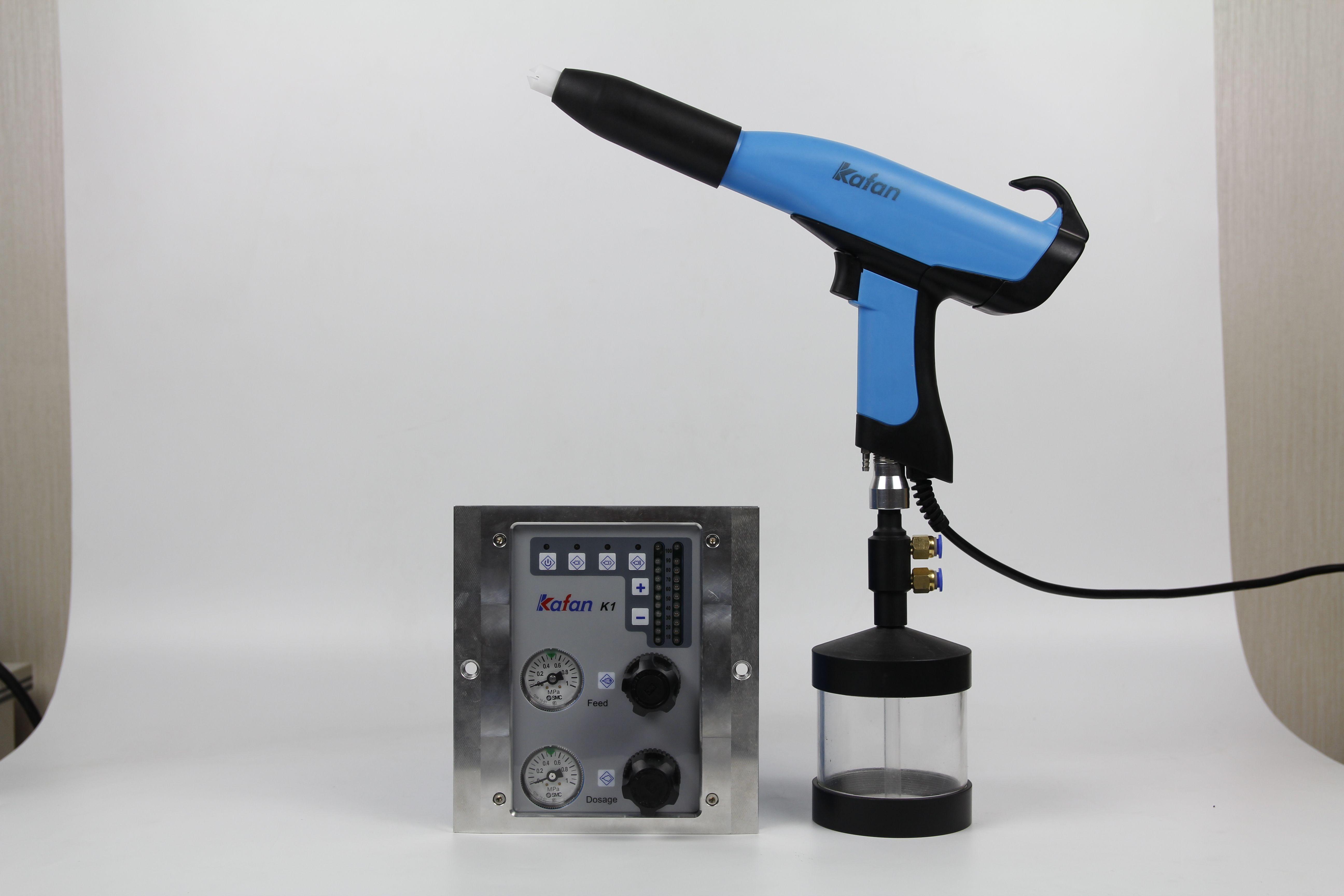 Pin on kafan k1 Series Electrostatic Powder Coating Paint