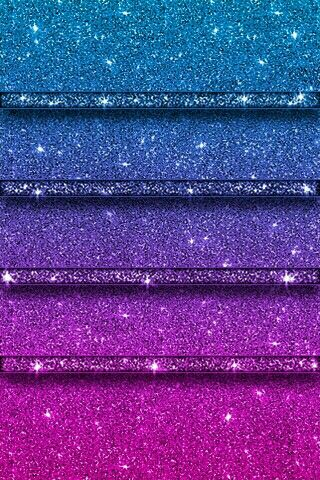PURPLE,BLUE AND PINK