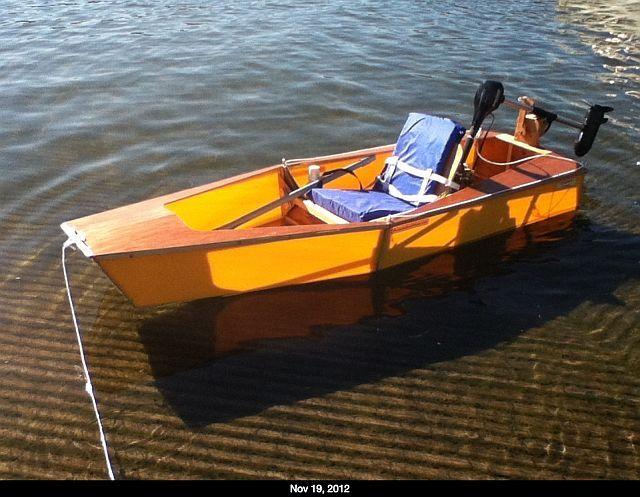 Portable boat plans diy boats pinterest boat plans for Garden design troller boat