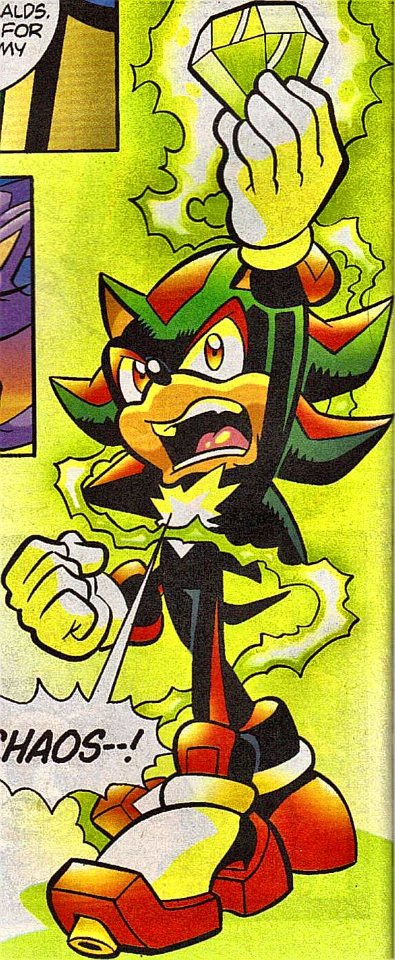 Chaos control hedgehogs comic and sonic hedgehog shadow the hedgehog energy chaos control mobius encyclopaedia sonic the hedgehog comics thecheapjerseys Gallery
