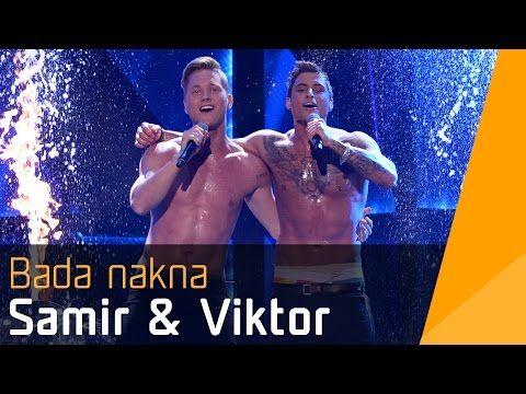 Samir & Viktor – Bada Nakna | Melodifestivalen 2016 | Nakna