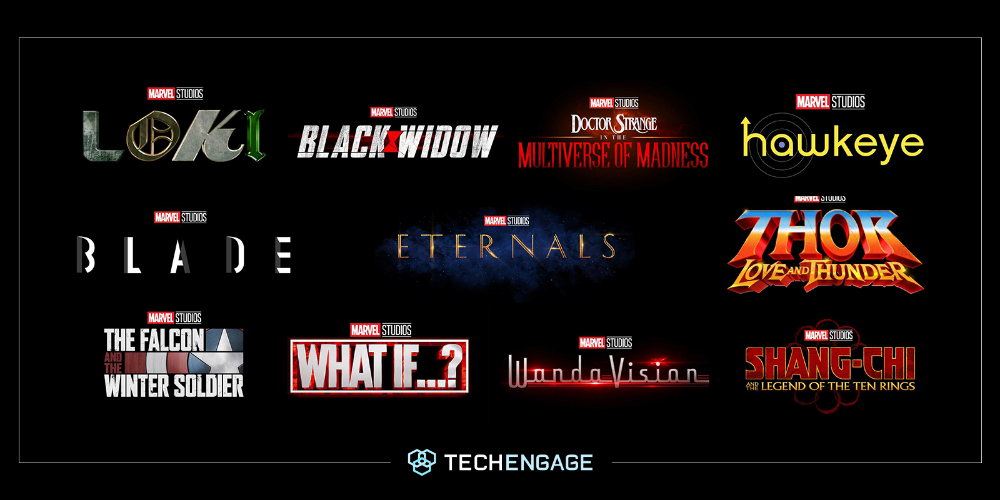 Pin By Designer Daddy On Logos Logotypes And Title Cards Marvel Phases Marvel Feature Film