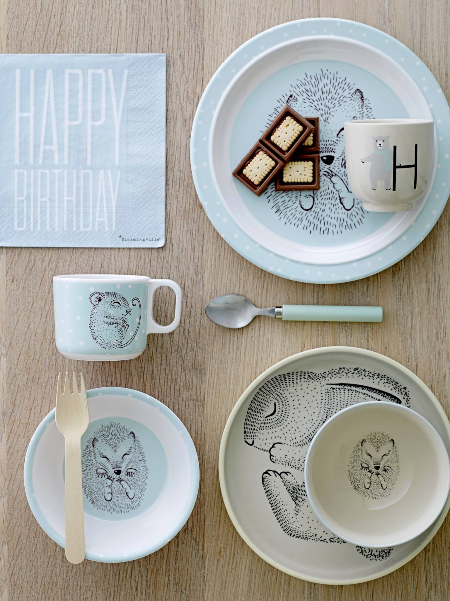 Find this Pin and more on Kids by psikhouvanjou. & Melamine u0026 ceramic Bloomingville mini | Kids | Pinterest | Kids ...