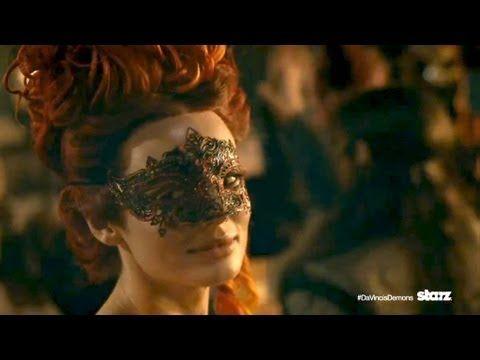 Da Vinci's Demons Series New Trailer