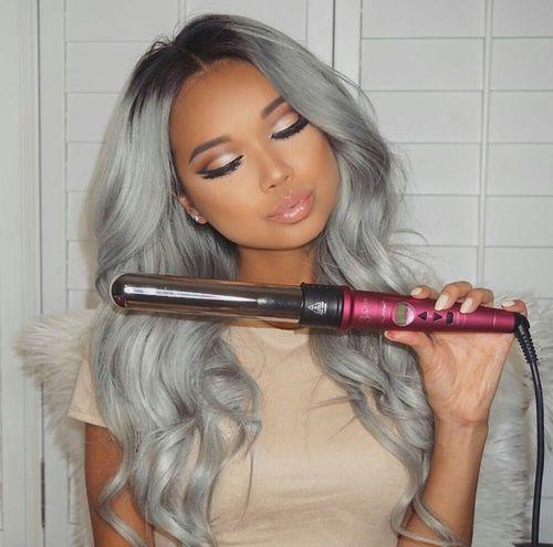 hair curling iron