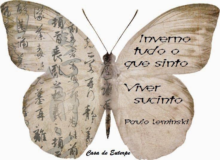 "Casa de Euterpe: ""Inverno.. - Paulo Leminski"