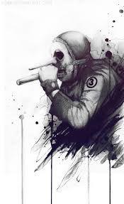 Resultado De Imagem Para Chris Fehn Wallpaper Slipknot Hard Rock Heavy