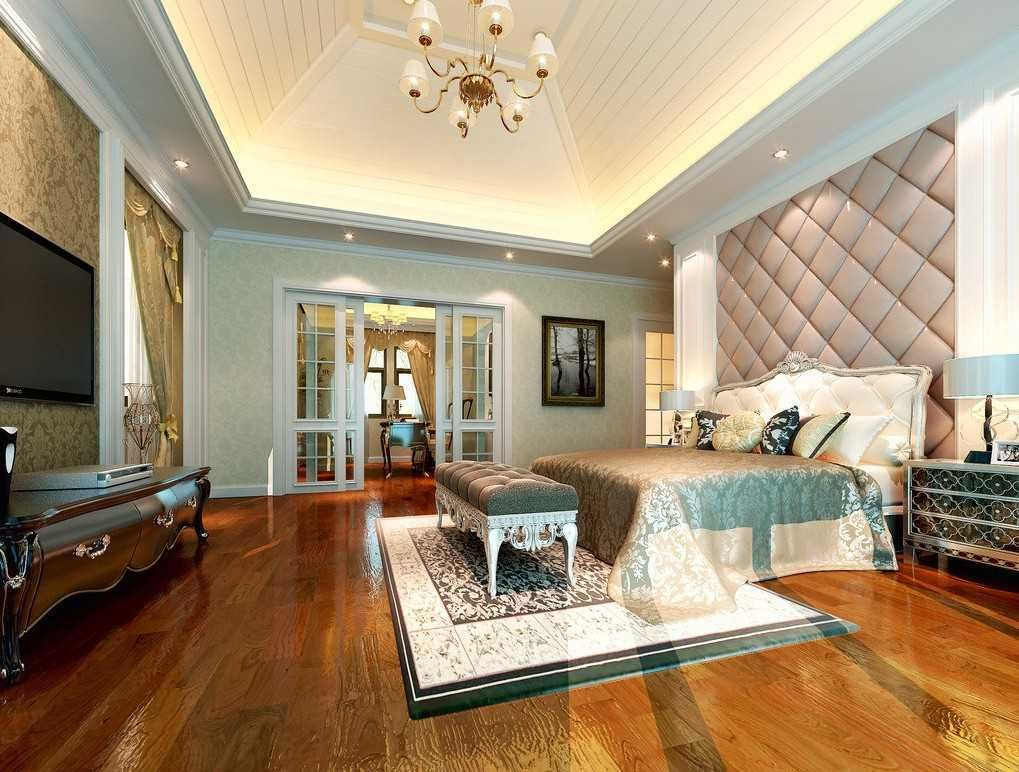 Beau European Bedroom Designs
