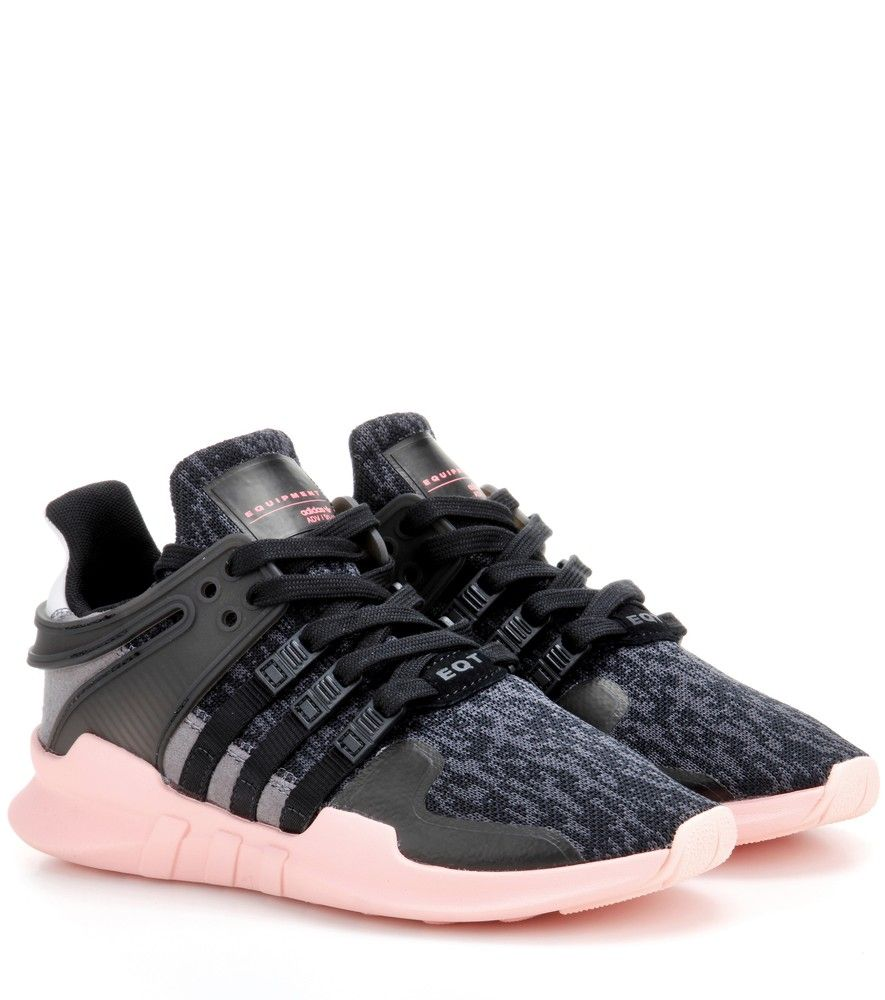 cheap for discount ded08 fc87d In Originals Sneakers Adidas Pelle Eqt E Adv Support Tessuto vXavfxH