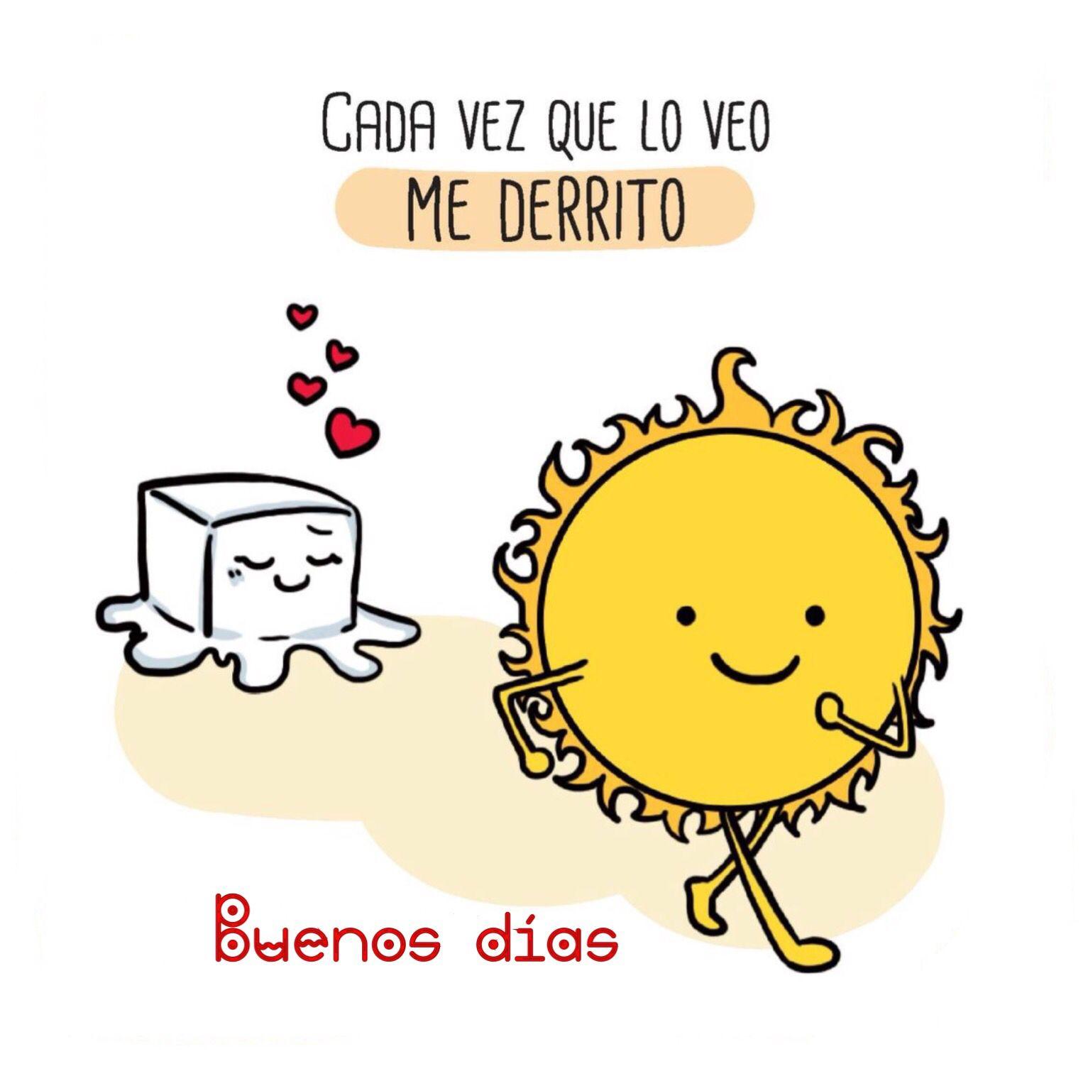 Buenos Dias Notas Love Love Quotes Y Frases
