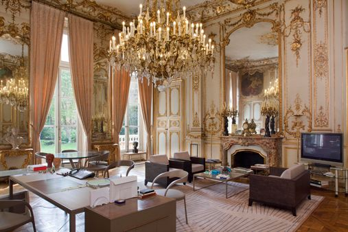 cologie Paris 7 Pinterest Bureau ministre Paris insolites