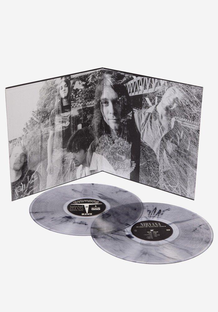 Bleach Deluxe Exclusive 2 Lp Newbury Comics Vinyl Exclusive