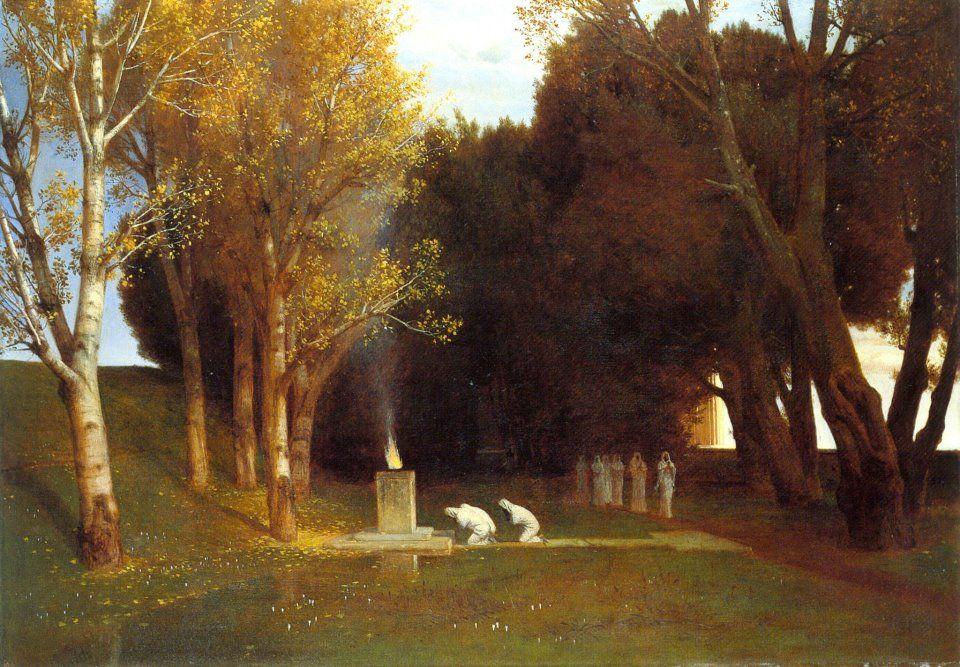 ARNOLD BOCKLIN (1827-1901) D01498ea0a2ada9dba3fb900c8e8f7b8