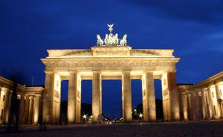 Berlin Brandenburg Gate Berlin Germany Berlin City