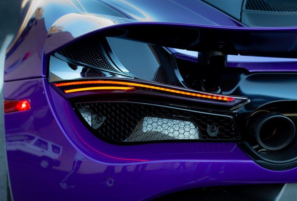 Rear Taillight Mclaren 720s Carporn Mclaren Tail Light Sports Car
