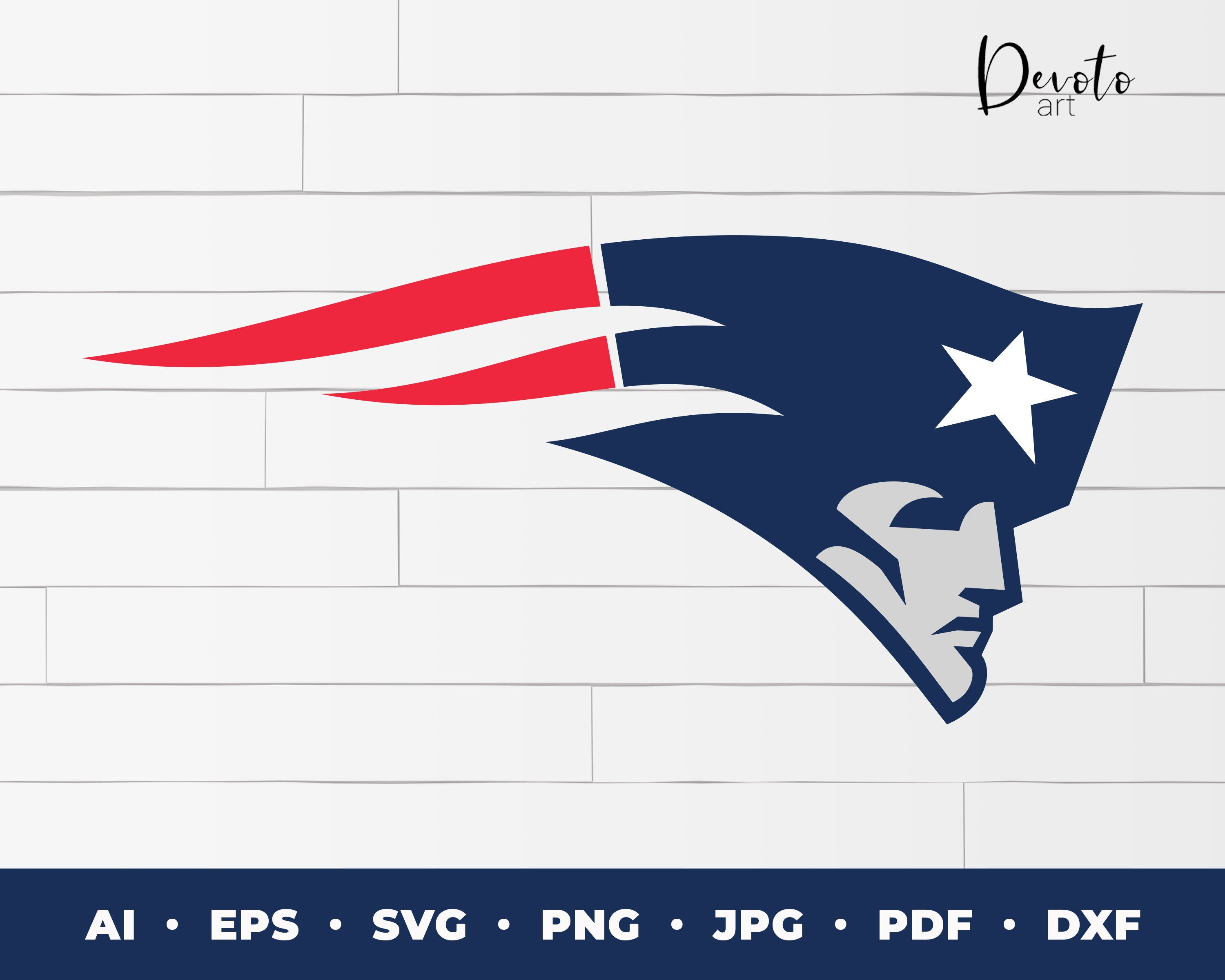 Download Pin on New England Patriots svg