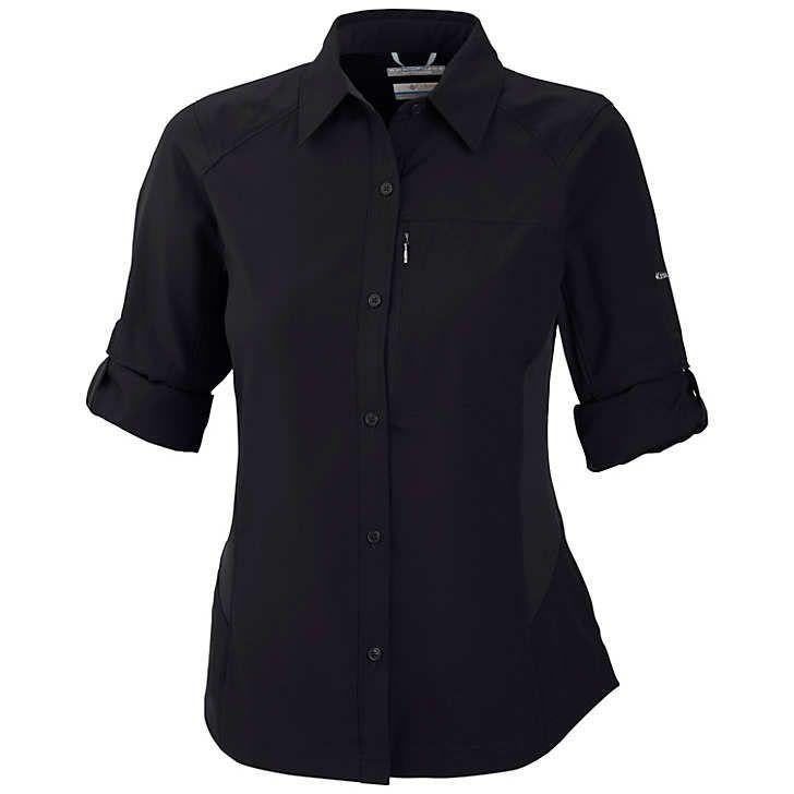 54605c39b06 Women s Silver Ridge™ Long Sleeve Shirt - Plus Size - Women s Silver Ridge™ Long  Sleeve Shirt - Plus Size - 1443233