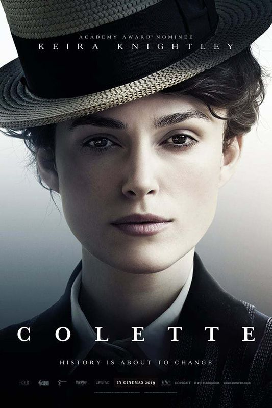 Keira Knightley brings to life French novelist Colette - The Martha's Vineyard Times