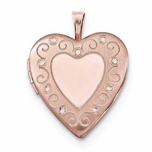 NEW-ROSE-GOLD-OVER-925-STERLING-SILVER-HEART-SWIRL-3-12g-LOCKET-PENDANT-80