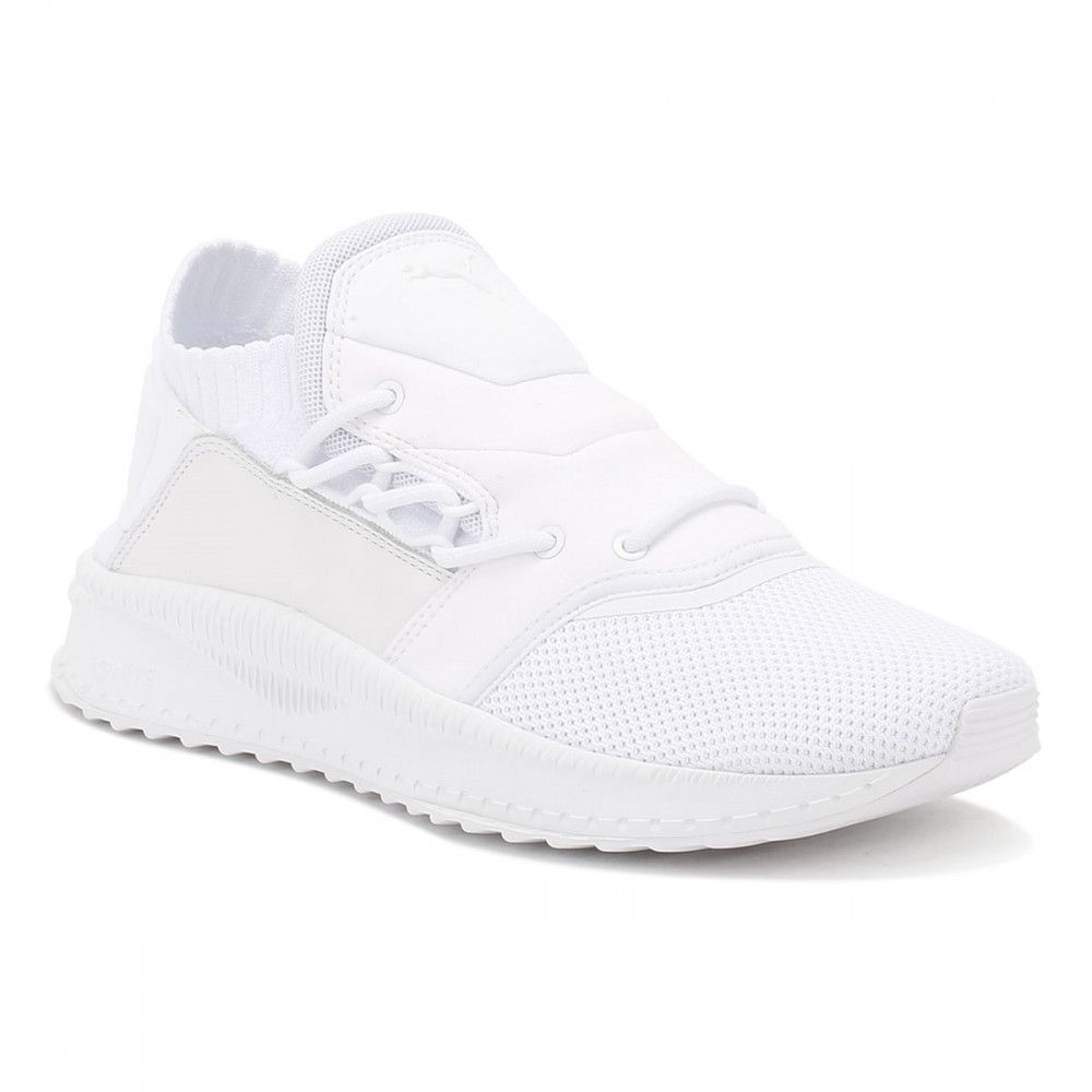 d5406eb9ce8 PUMA Mens White Tsugi Shinsei Trainers