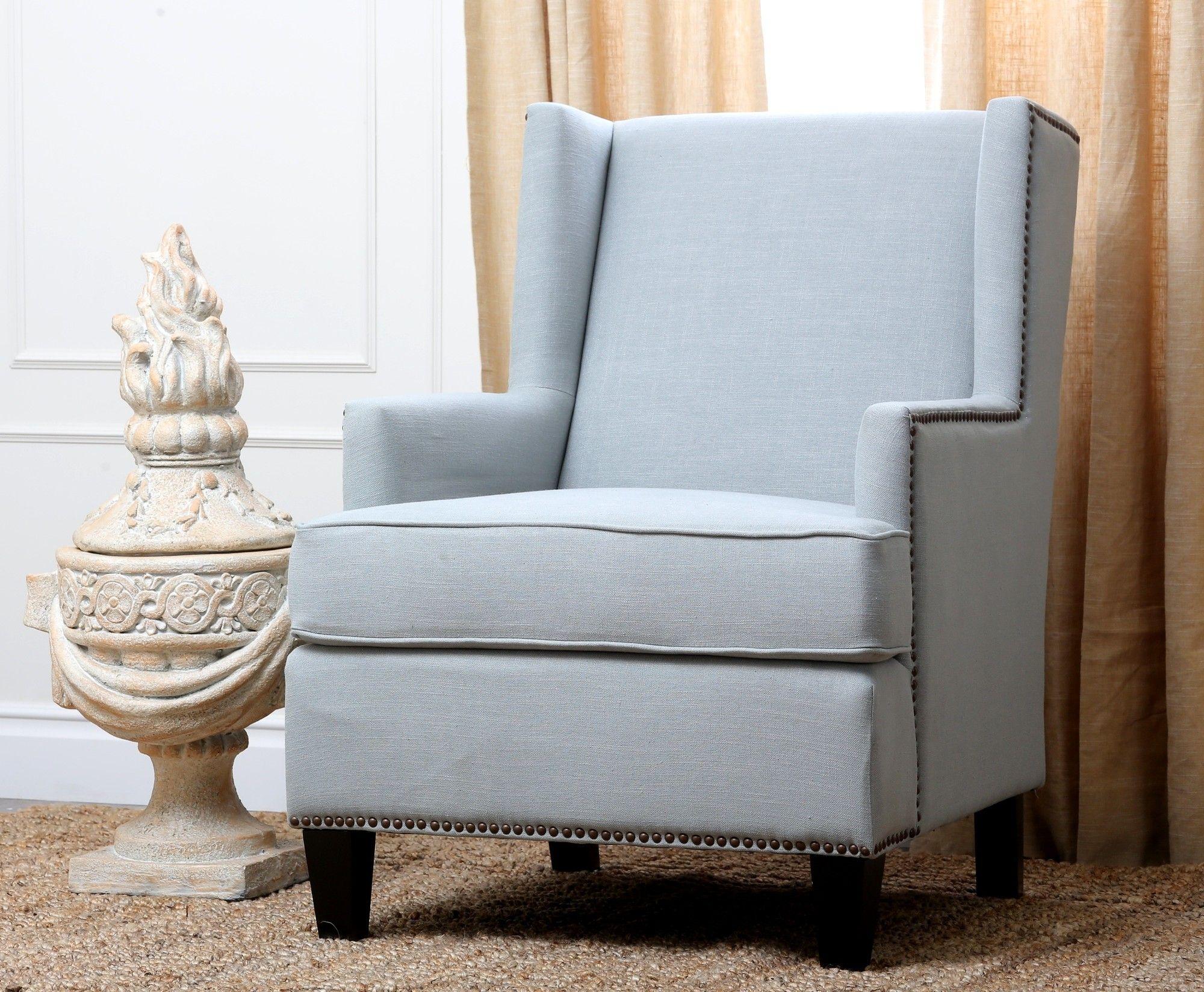 Abbyson Living Morena Arm Chair & Reviews Wayfair