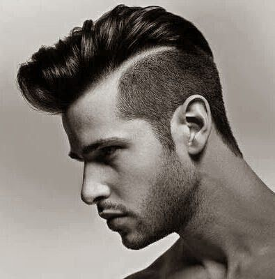 Hard Side Part Hairstyles Pinterest Hair Inspiration - Cut hairstyle man 2014