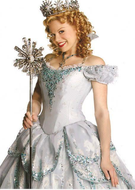 Megan Hilty as Glinda  sc 1 st  Pinterest & Megan Hilty as Glinda | Theatre!!!!!!!! | Pinterest | Wicked ...