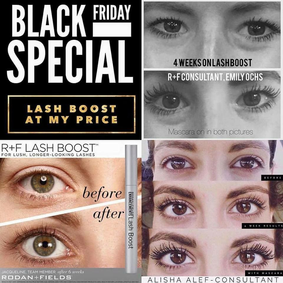 Black Friday Sale Part 2 Been Wanting To Try Lash Boost Now Is