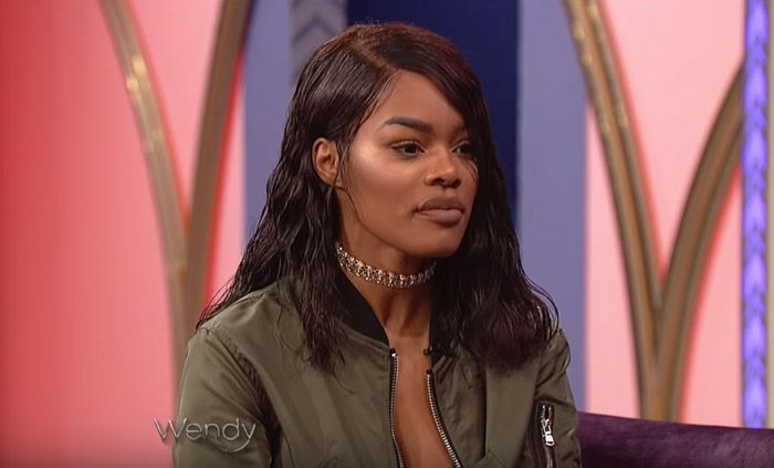Teyana Taylor Talks Kanye West Fade Marriage On Wendy Teyana Taylor Is Not Fade Ing Away Still Hot Kanye West Music Video Kanye West Fade Teyana Taylor