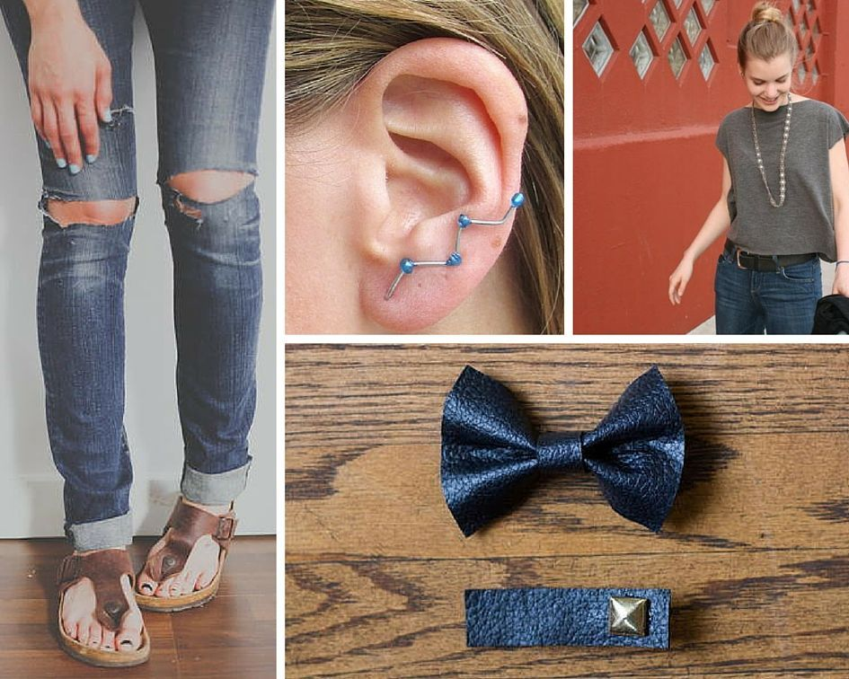 30 Fabulous DIY Fashion Projects  Craft Paper Scissors