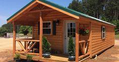 Modular Log Cabin for under $10 000