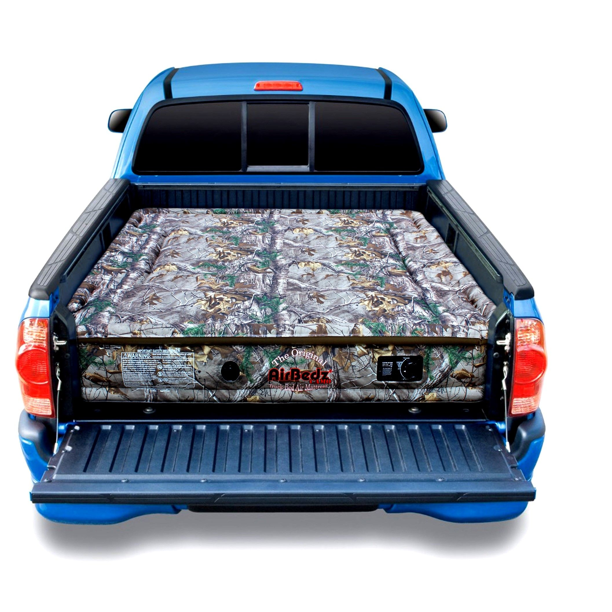 For the outdoor enthusiasts, AirBedz Original Truck Bed