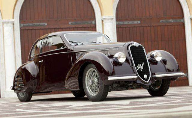 Alfa Romeo 6C 2300B Mille Miglia Berlinetta