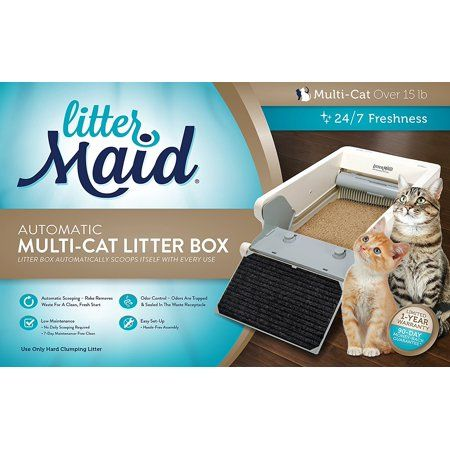 buy littermaid 980 automatic multi cat self cleaning