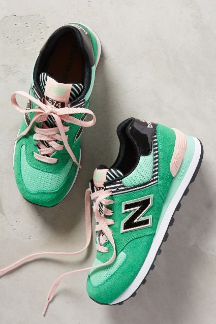 Anthropologie New Balance WL 574 Sneakers