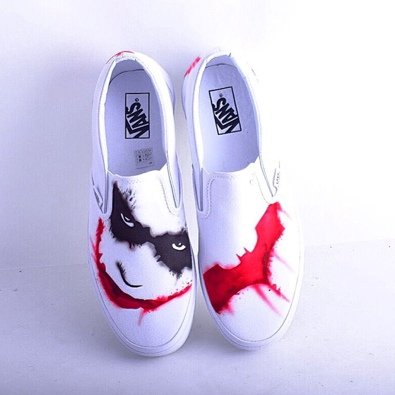 eba6cfef3903f3 Kickasso Kustoms — Joker Vans Vans Classic Slip On