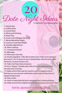 40 days of dating day 15