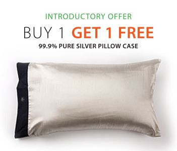 Grounded Beauty Silver Pillows 2 For 1 With Free Shipping Use Coupon Code Fs2 The Gift That Keeps On Giving Silver Pillows Buy 1 Get 1 Silver