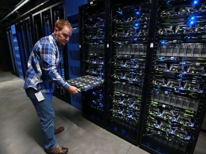 Altoona Data Center Is Where Facebook Lives Data