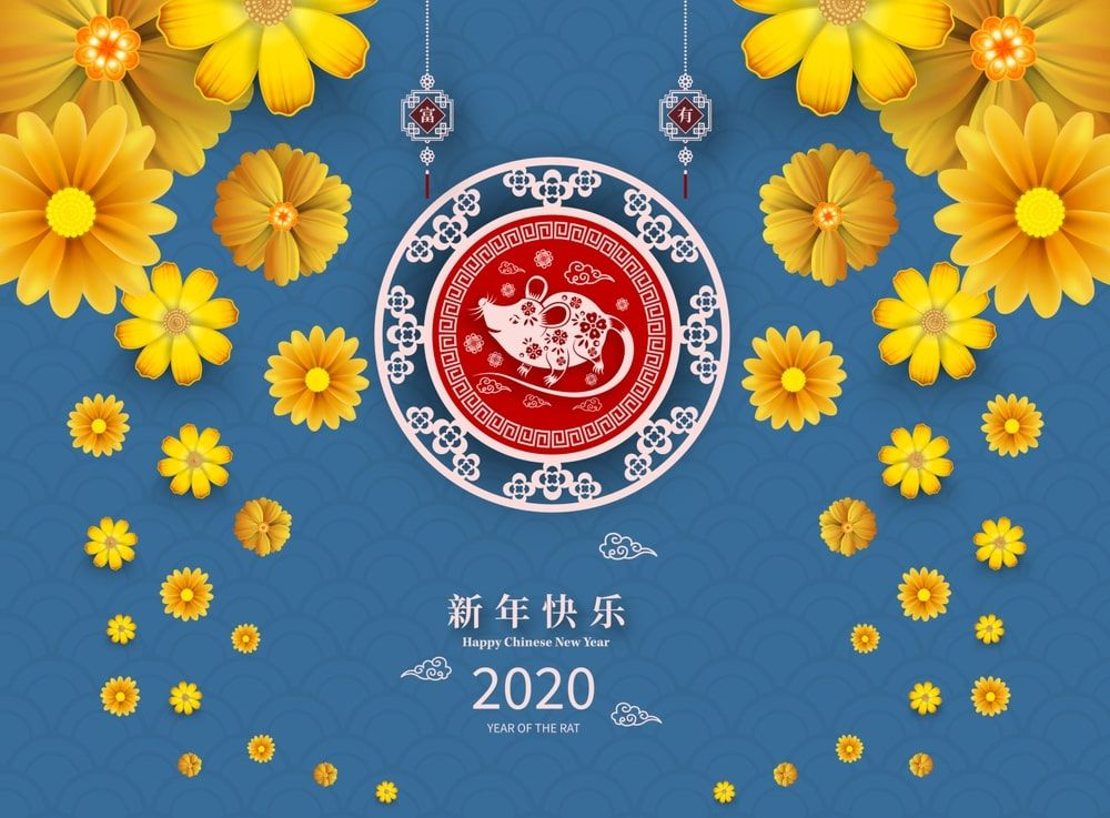 Chinese New Year 2020 Images POETRY CLUB in 2020