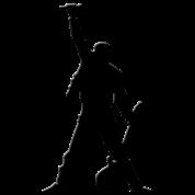 Black And White Silhouette Frrddie Mercury Freddy Mercury T Shirt Spreadshirt Freddie Mercury Freddie Mercury Tattoo Silhouette