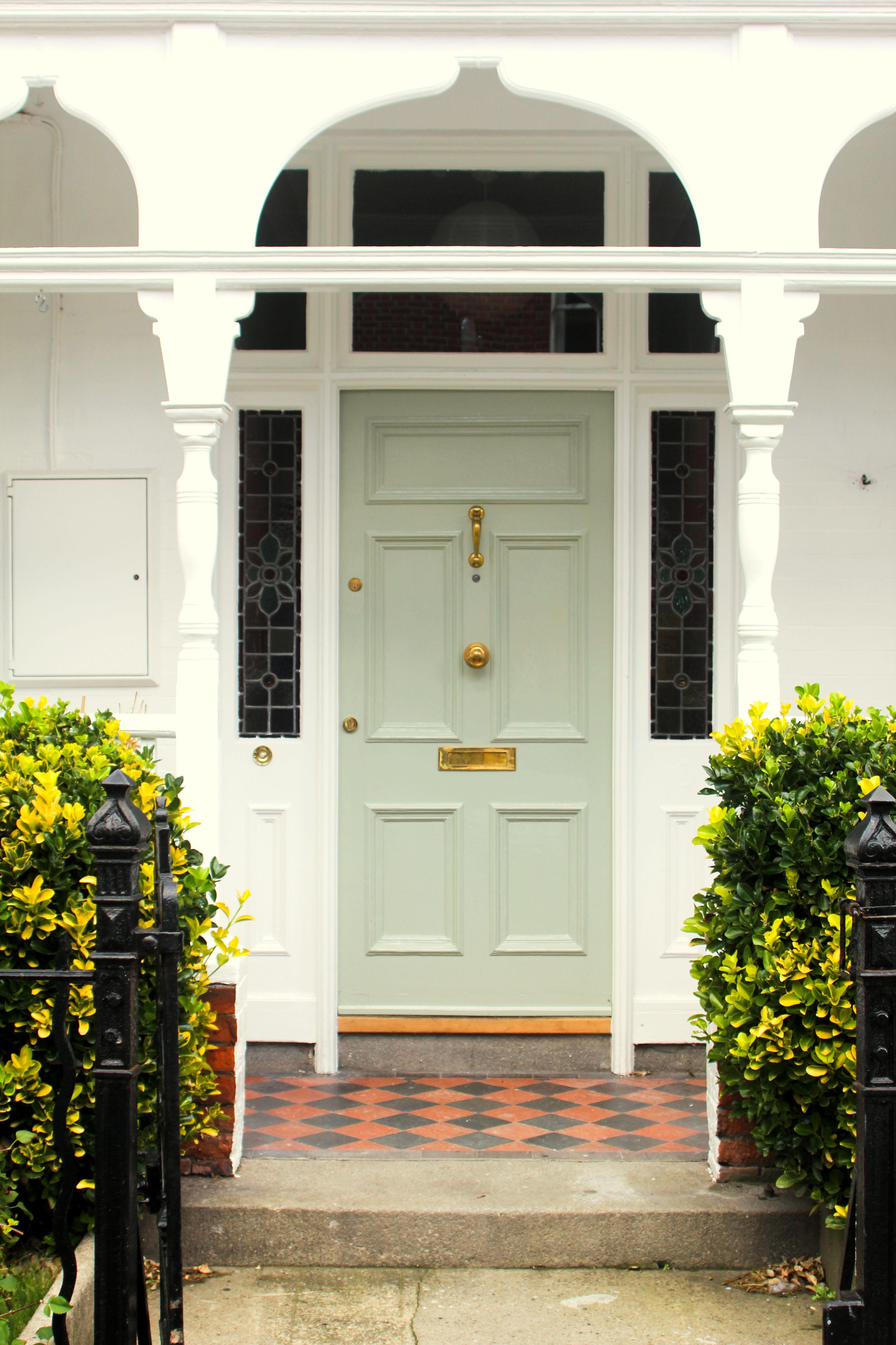 Beautiful front door timber front door 5 panel front door period front door