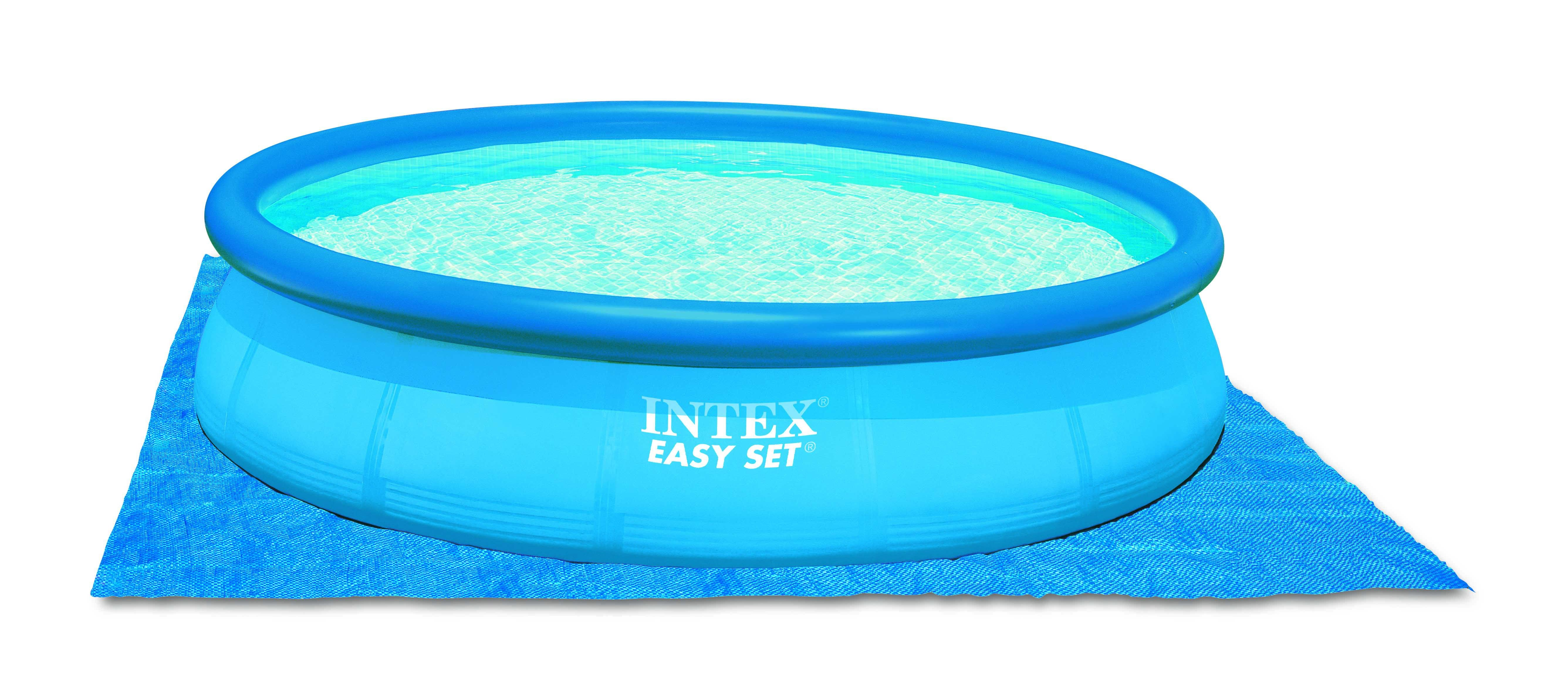 Pool Filteranlage Bestway Intex Pool Intex Bodenplane Unterlage 472 Cm X 472 Cm