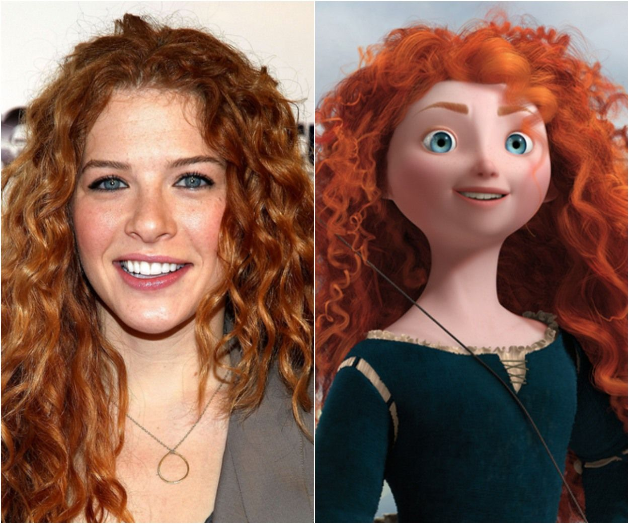 10 Celebs And Their Disney Princess Counterparts Celebsanswers - 10-celebrities-without-makeup-answers