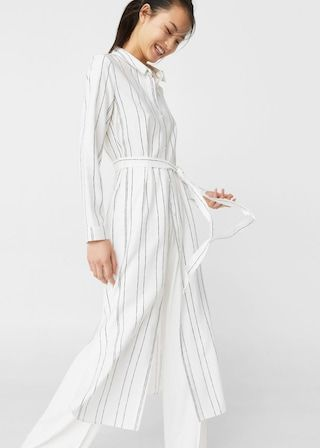 b69f22d9ef5 Striped shirt dress - Woman i 2019 | Tøj inspi | Tøj
