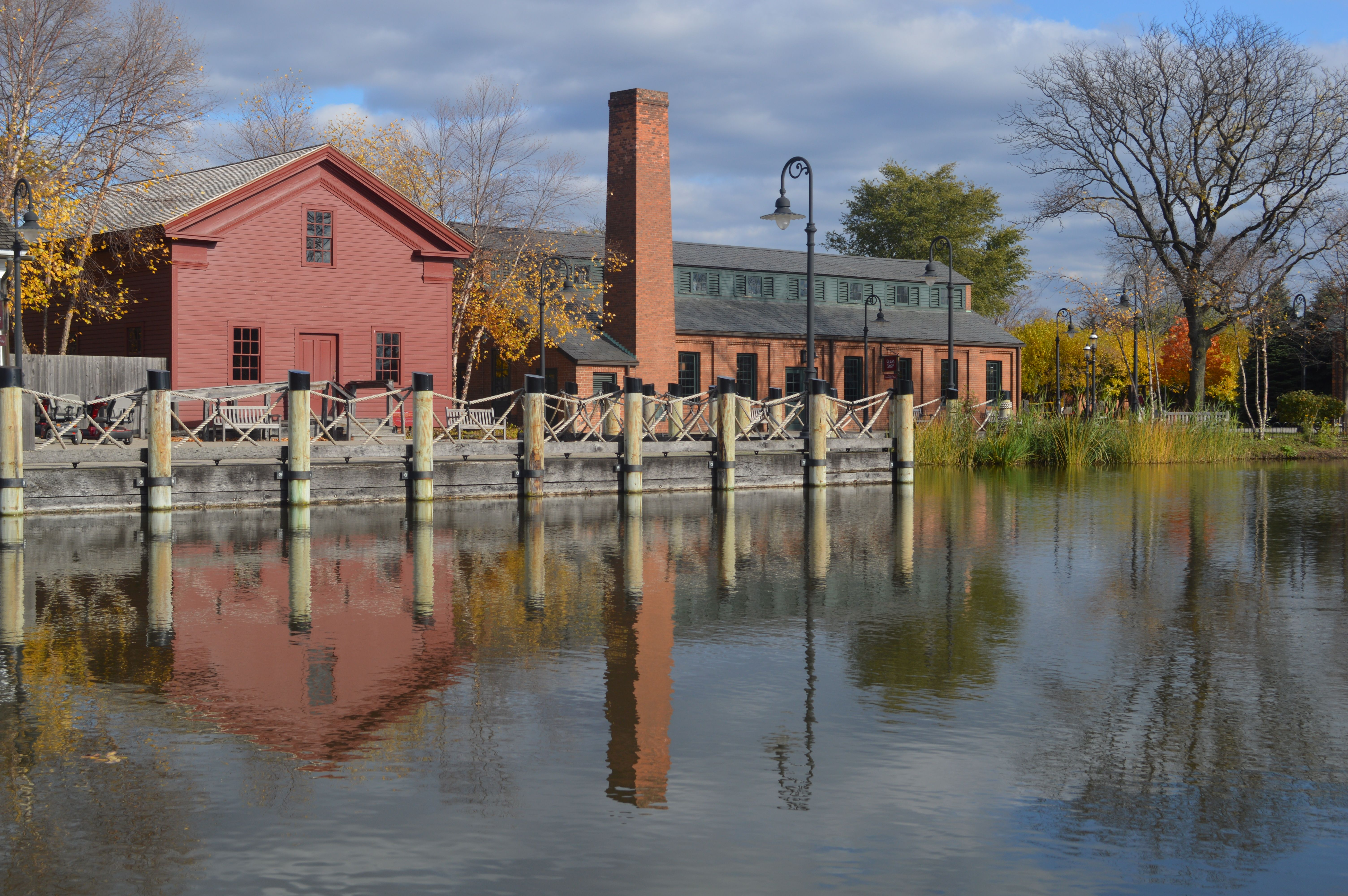Greenfield Village Dearborn, Michigan, Village