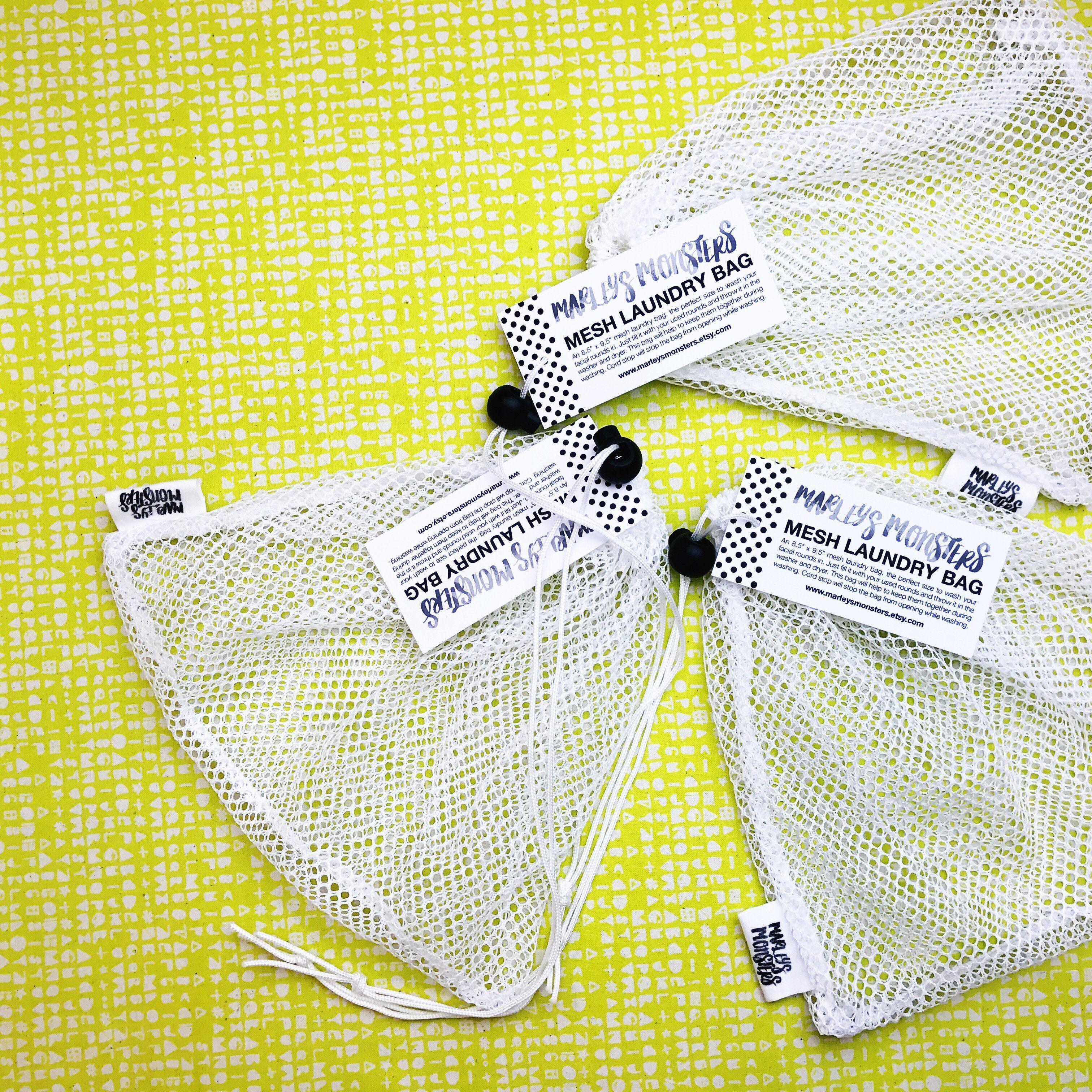 Mesh Laundry Bag Mesh Laundry Bags Nursing Pads Baby Socks