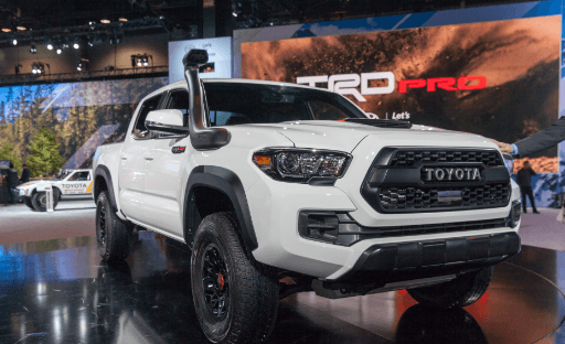 2020 Toyota Tacoma Hybrid Price Specs And Release Date In 2020 Toyota Tacoma Toyota Tacoma Trd Toyota Tacoma Trd Sport