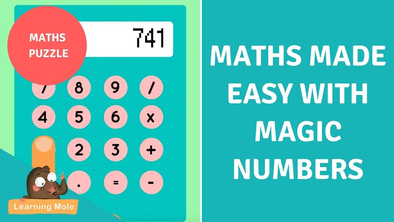 Math Puzzle - Math Made Easy with Magic Numbers - Can You Do ...