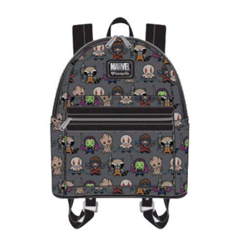 947610e384 Guardians of the Galaxy Kawaii Print Mini Backpack - Loungefly - Guardians  of the Galaxy - Backpacks at Entertainment Earth